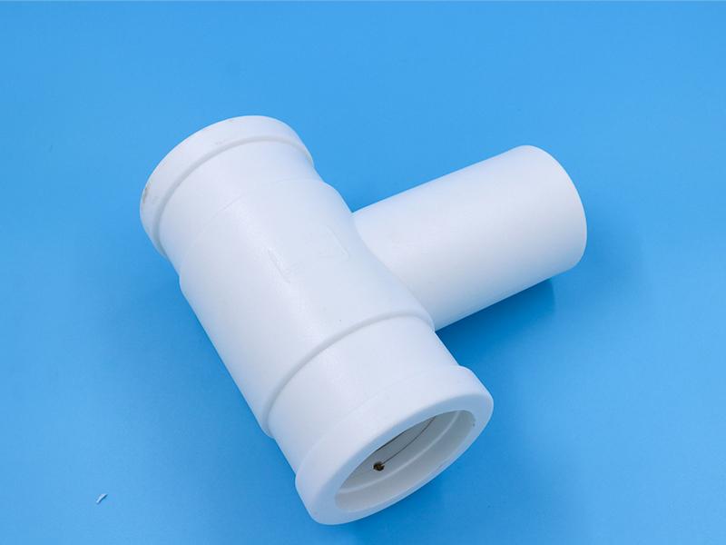 曲弹电熔管件-三通管